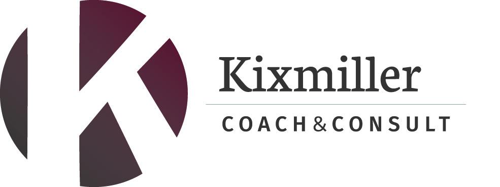 kixmiller coach and consult logo